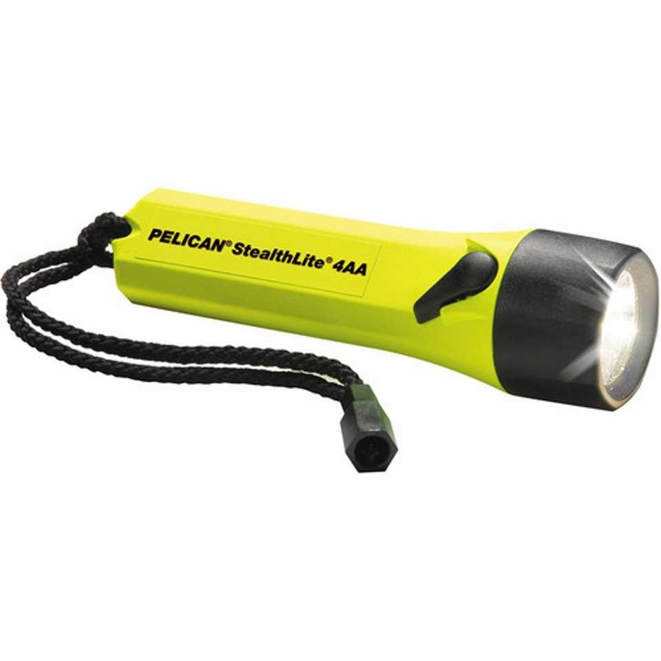 Pelican 2400 StealthLite Torch