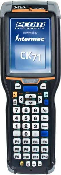 CK71A Zone 2 Ex Mobile Computer