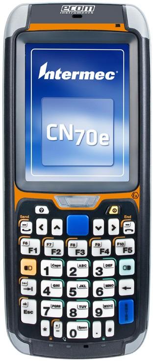 CN70e Zone 2 Ex Mobile Computer