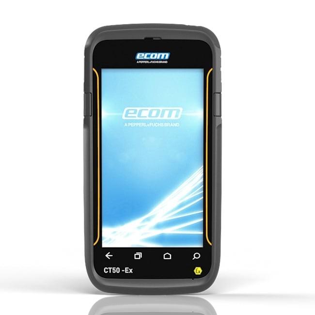 Ecom CT50-Ex Mobile Computer (IECEx)