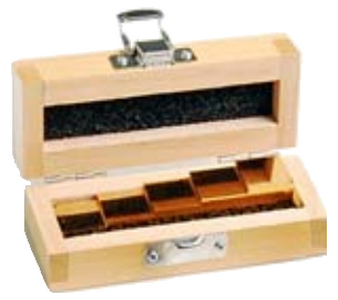 Dakota Thickness Calibration Block Case