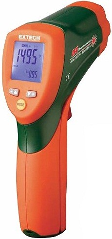 Extech 42511 Infrared Thermometer (-50 to 600°C)