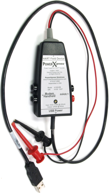 ProComSol PowerXpress HART Power Supply