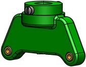 Ralston AP0V / APGV Pump Body Casting