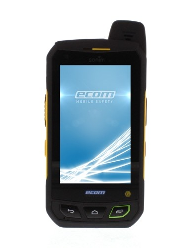 Smart-Ex 201 Intrinsically Safe Smart Phone