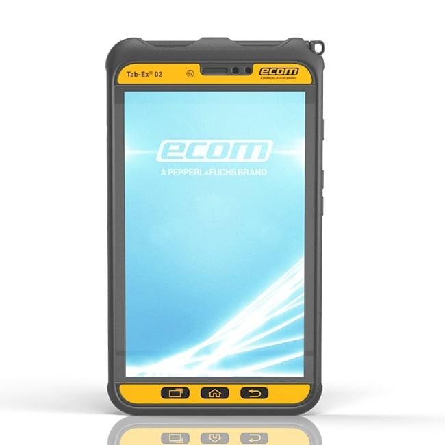 Tab-Ex 02 Series Zone 2 Tablet (IECEx)