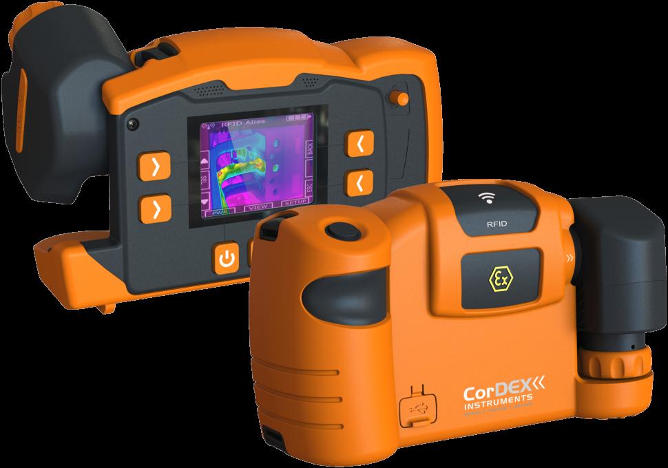 CorDEX TC7000 Infrared Thermal Imaging Camera