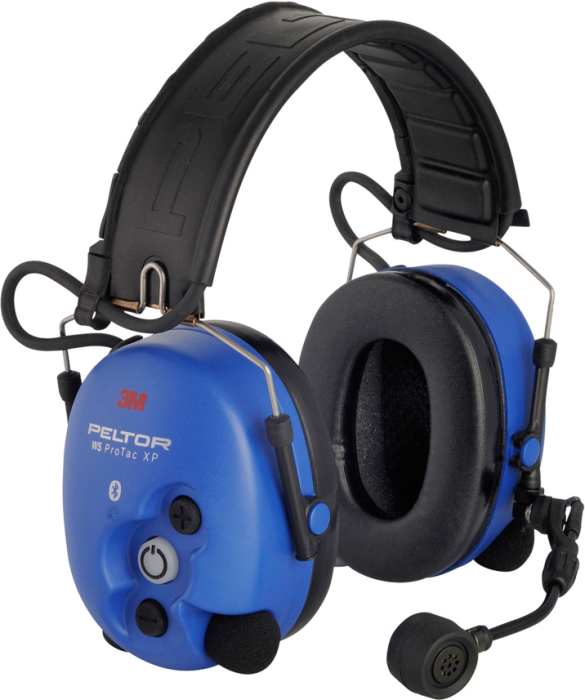 Peltor WS ProTac XP Ex Bluetooth Headset