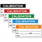 5354C Mini Calibration Labels