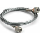 Ralston QSQS-HOS-1.5M Calibration Hose (Stainless Steel)