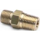 "Ralston QTHA-2MB0-RT Quick-Test Male x 1/4"" BSPT Male (Brass)"