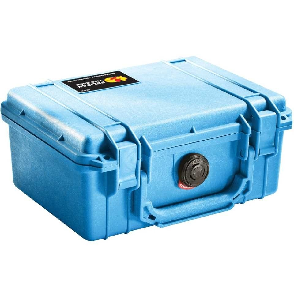 Pelican 1120 Small Carry Case (Blue)