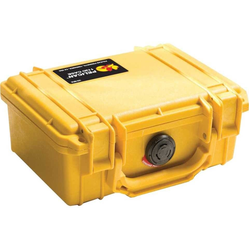 Pelican 1150 Small Carry Case (Yellow)