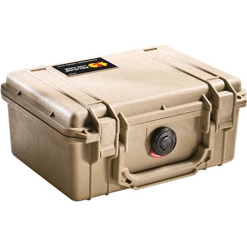Pelican 1150 Small Carry Case (Desert Tan)