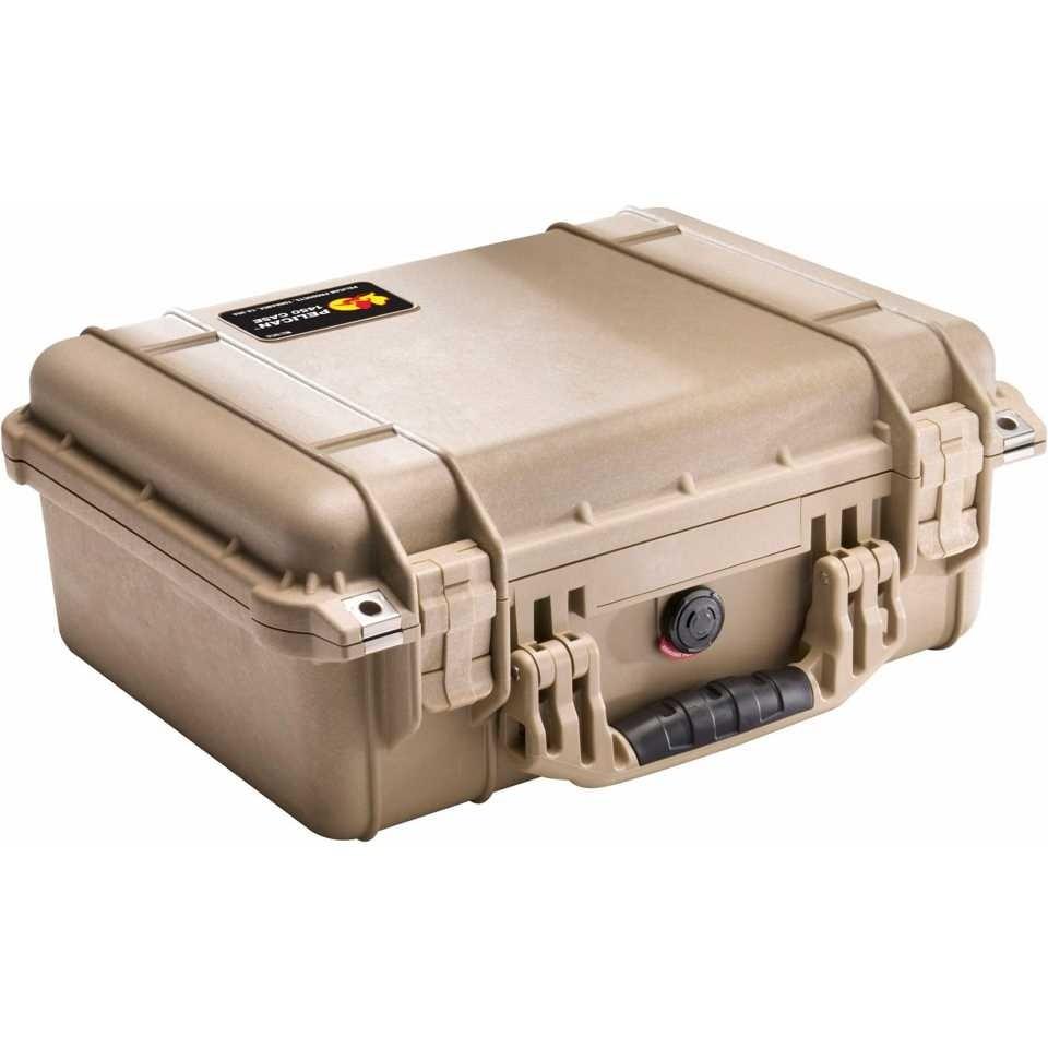 Pelican 1450 Medium Carry Case (Desert Tan)