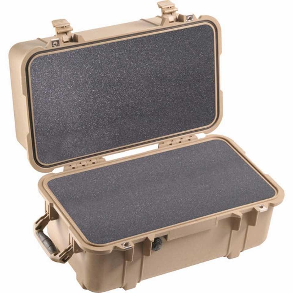 Pelican 1460 Medium Carry Case (Desert Tan)