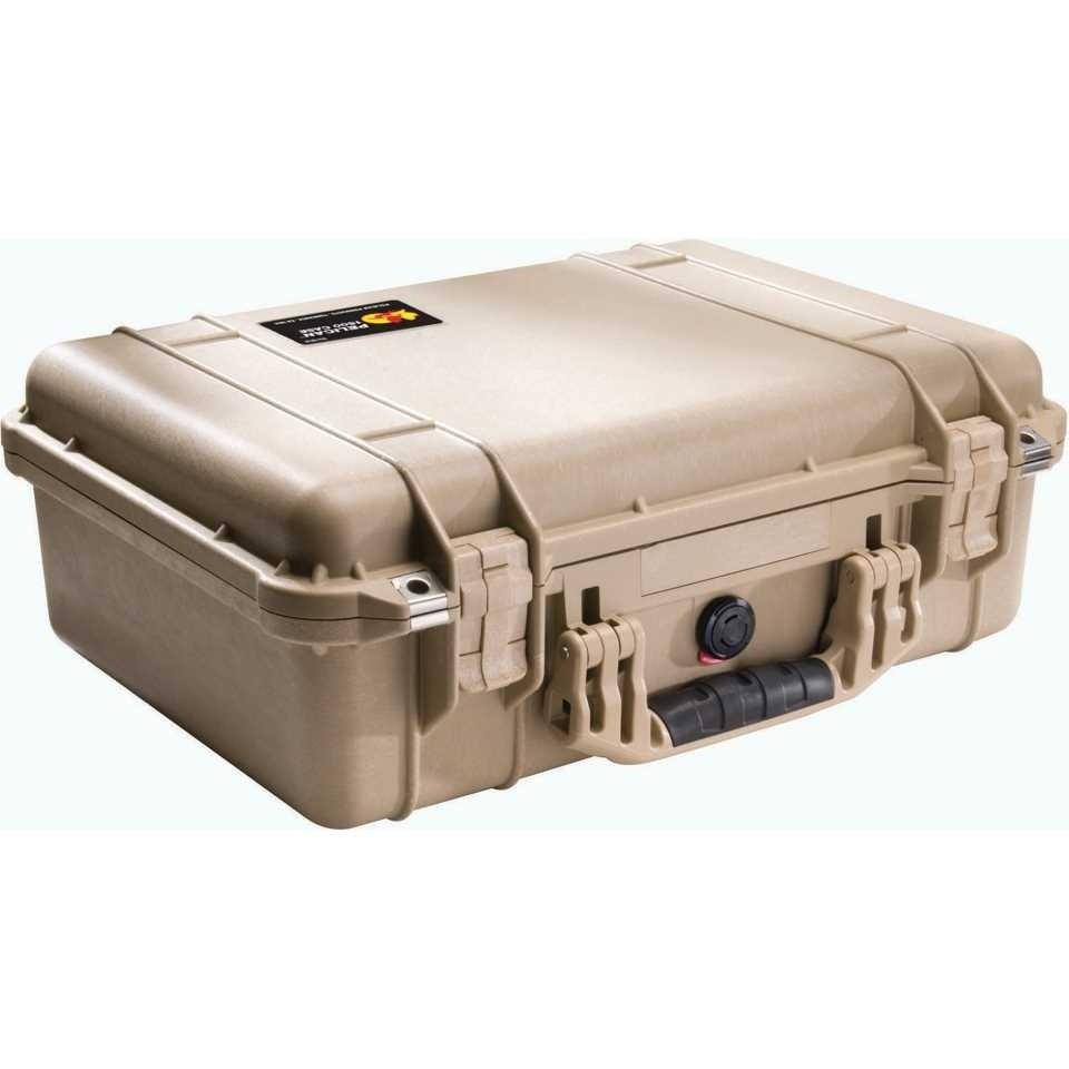 Pelican 1500 Medium Carry Case (Desert Tan)