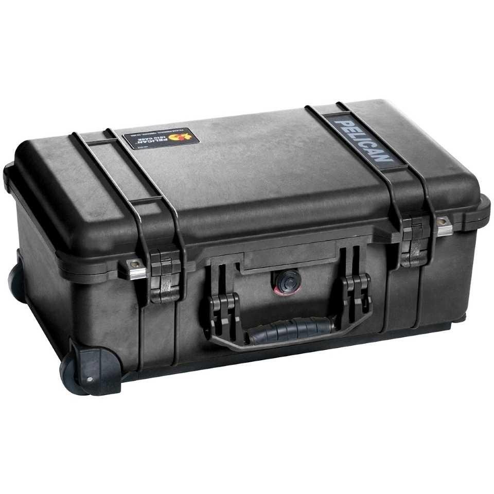 Pelican 1510 Medium Carry Case (Black)
