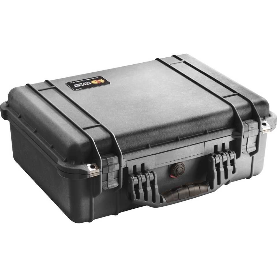 Pelican 1520 Medium Carry Case (Black)