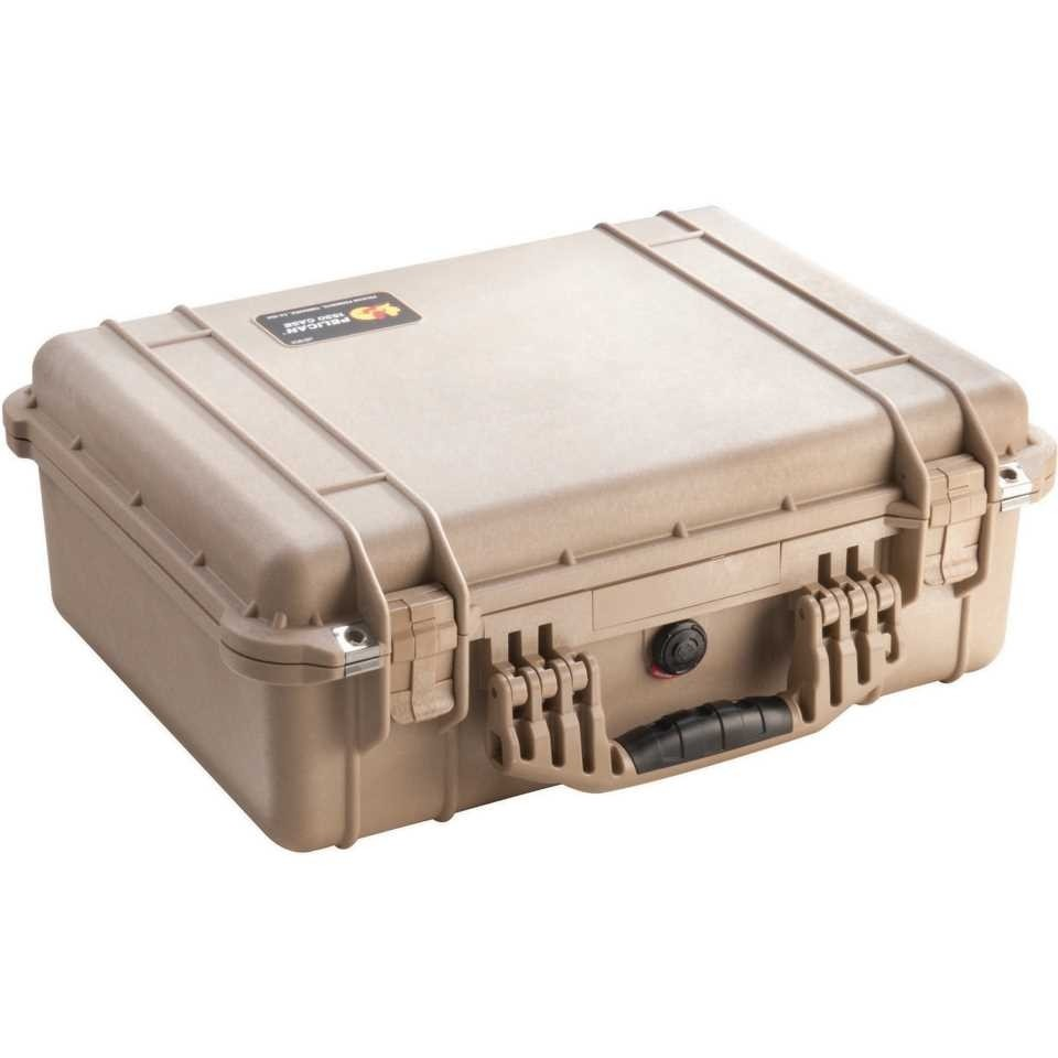 Pelican 1520 Medium Carry Case (Desert Tan)