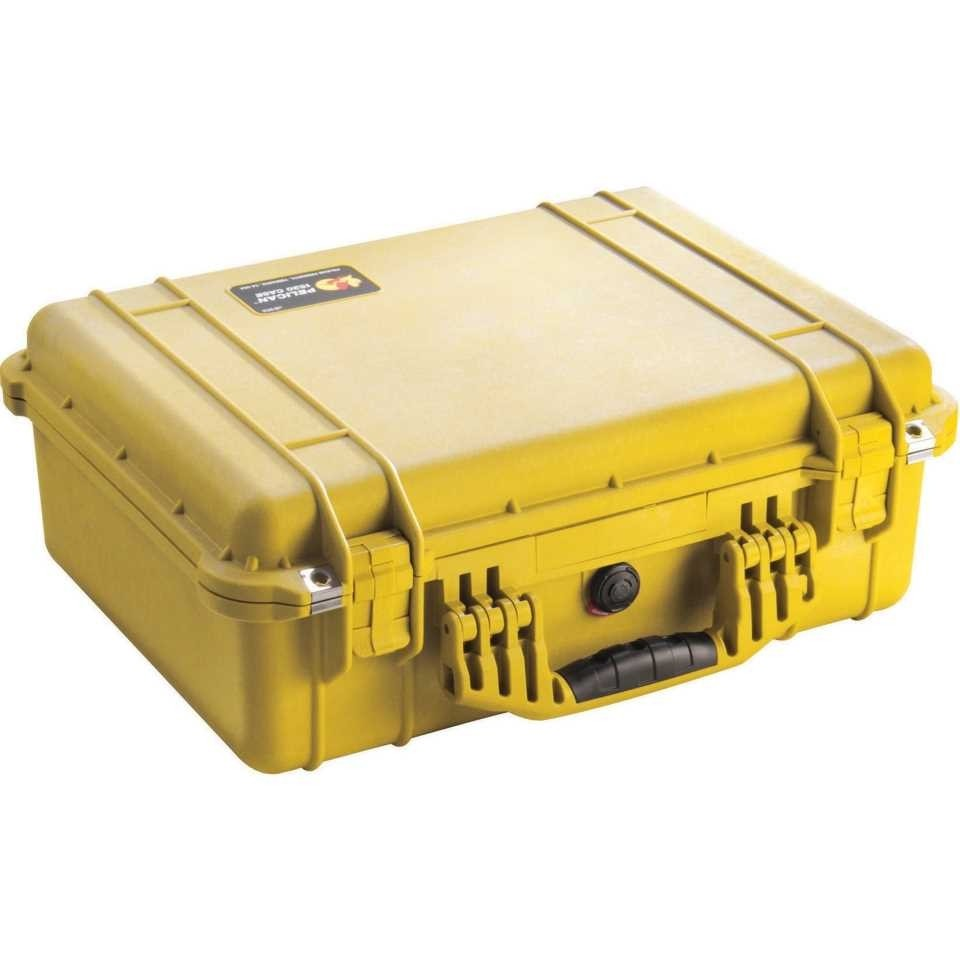 Pelican 1520 Medium Carry Case (Yellow)
