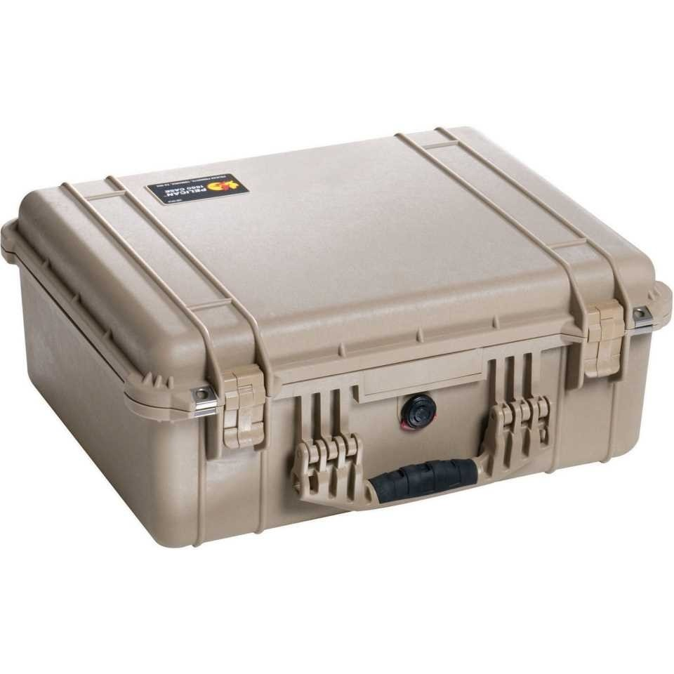 Pelican 1550 Medium Carry Case (Desert Tan)