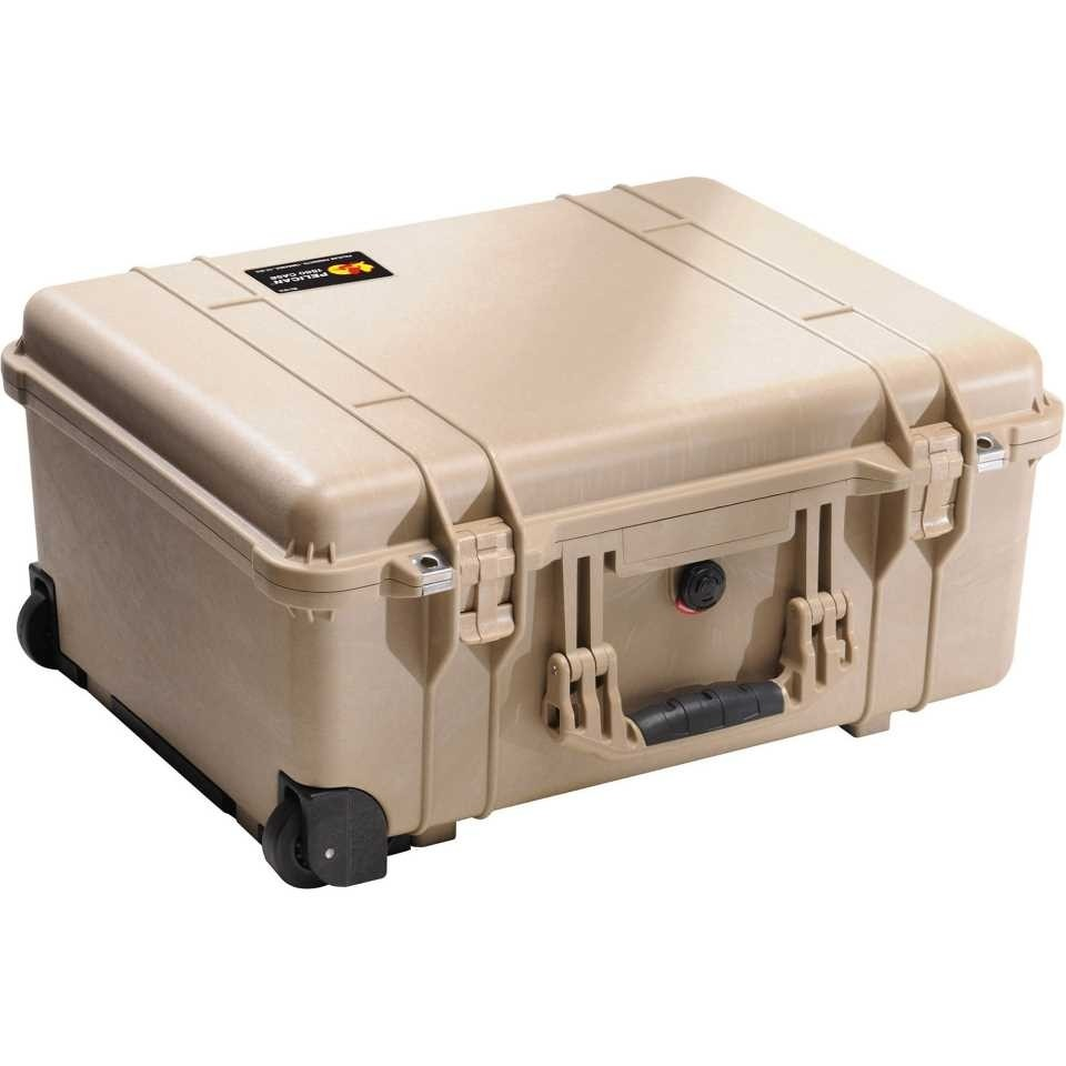 1560DT Medium Desert Tan Pelican Case