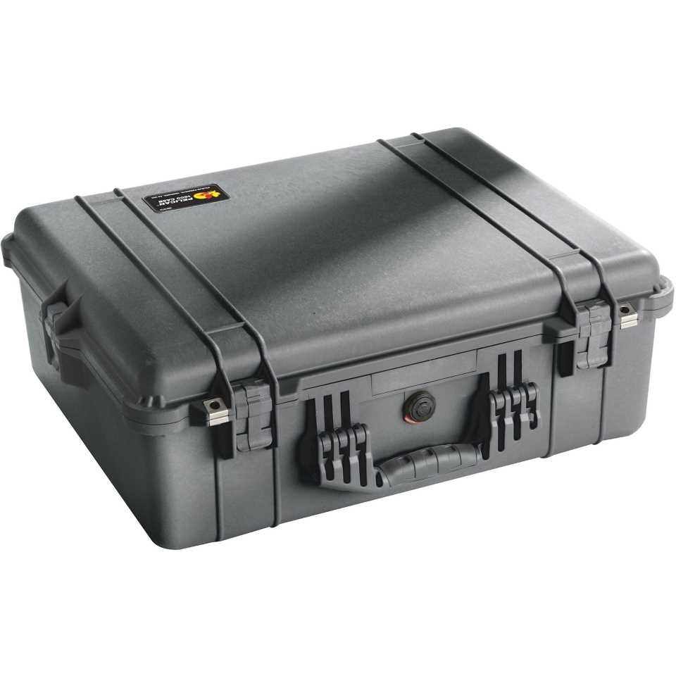 1600B Large Black Pelican Case