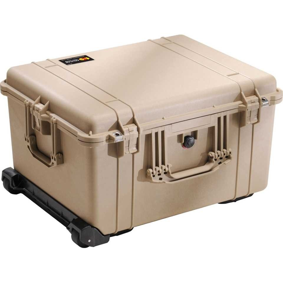 1630DT Large Tan Pelican Case