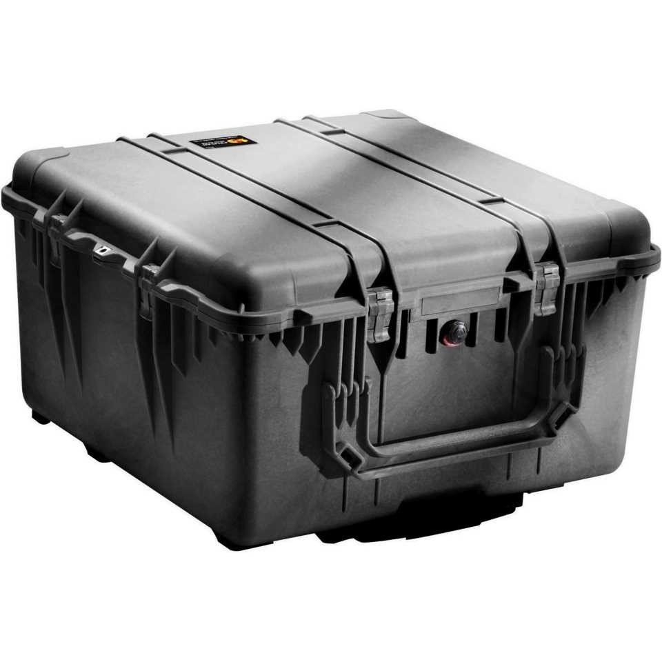 1640B Large Black Pelican Case
