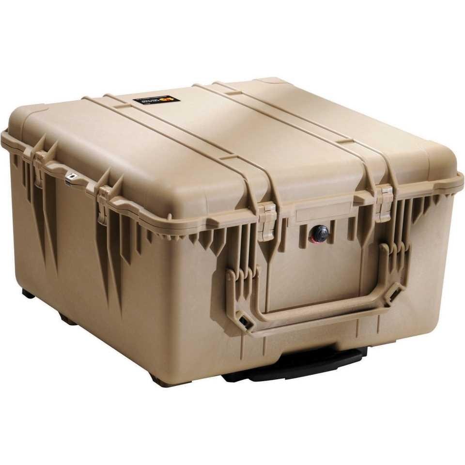 1640DT Large Tan Pelican Case