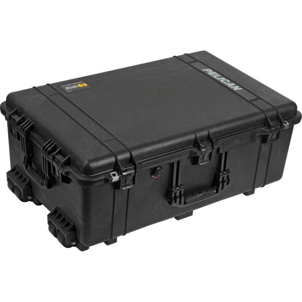 1650B Large Black Pelican Case
