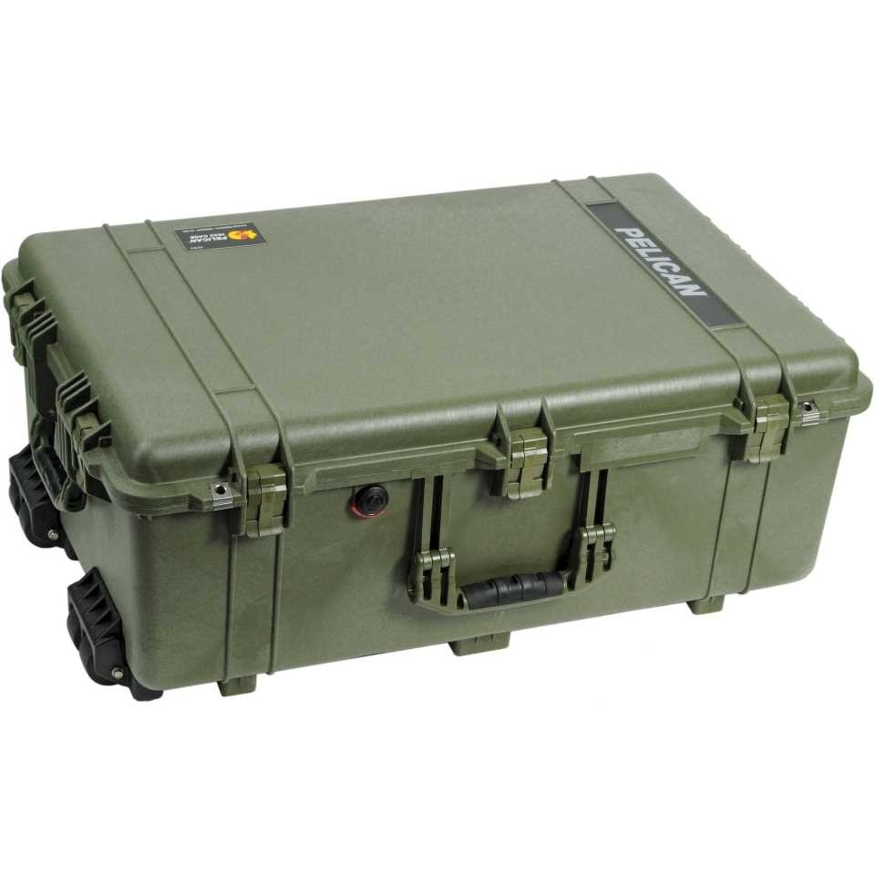 1650ODG Large Pelican Case - Olive Drab Green
