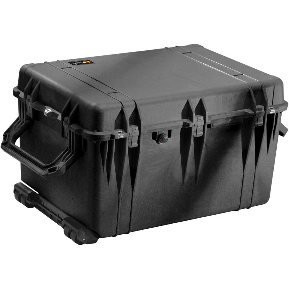 1660AB Large Black Pelican Case