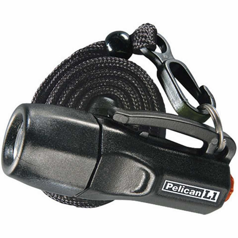 Pelican 1930ABK Mini LED Torch (Black)