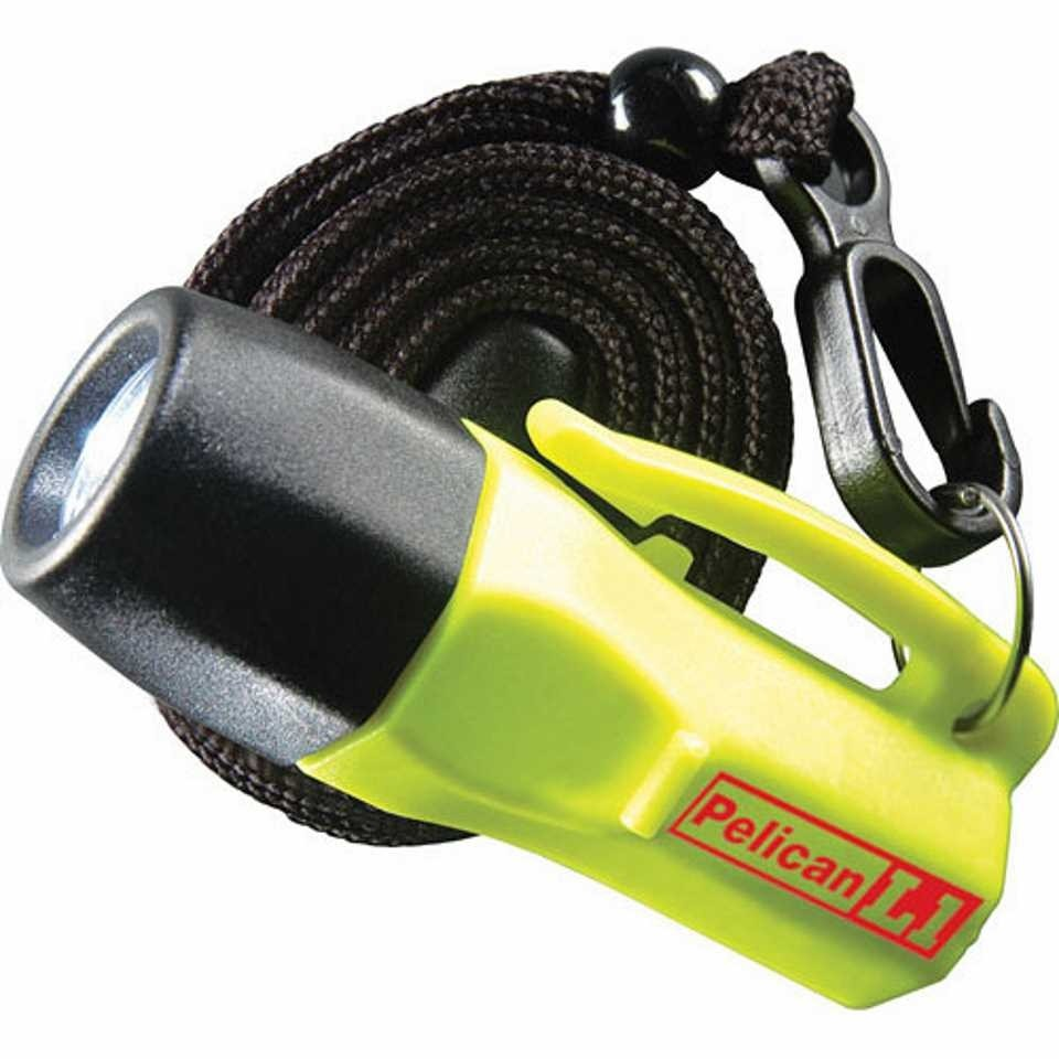 Pelican 1930AYL Mini LED Torch (Yellow)