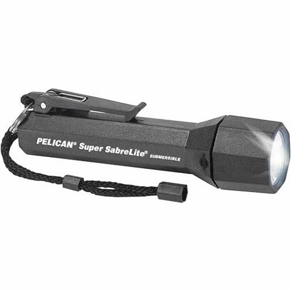Pelican 2000 SabreLite Torch (Black)
