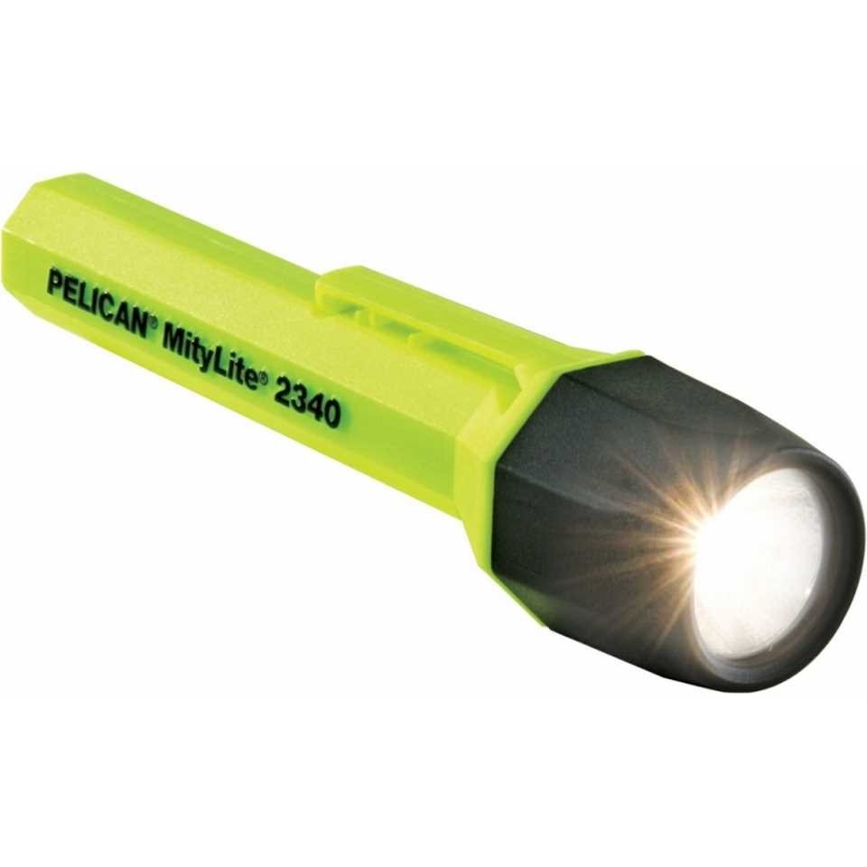 Pelican 2340 MityLite Torch (Yellow)