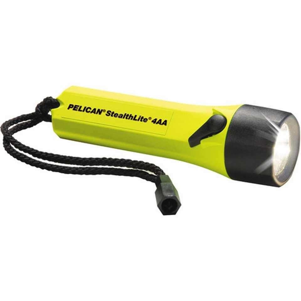 Pelican 2400 StealthLite Torch