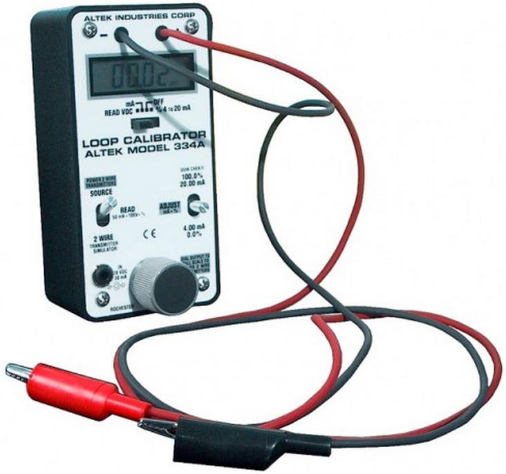 Altek 334A mA Loop Calibrator