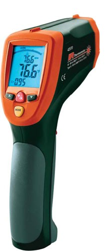 Extech 42570 Infrared Thermometer (-50 to 2200°C)