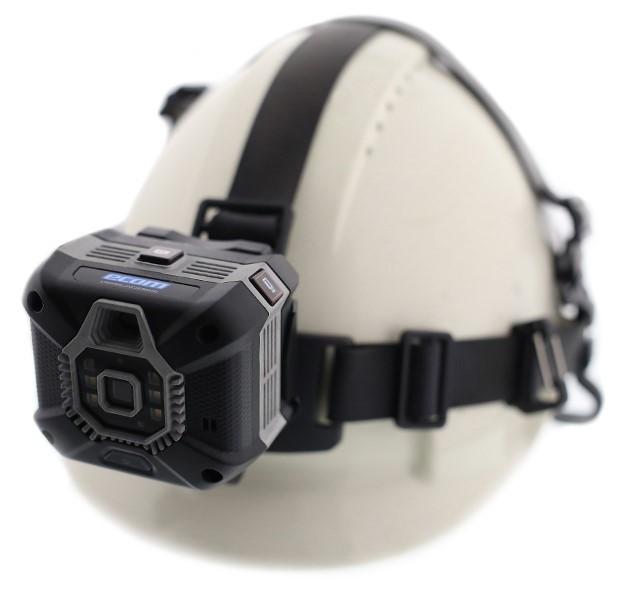 Climbing Helmet Mount