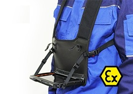 CH T01 X2 Chest Harness (suits Tab-Ex 01 Z2)
