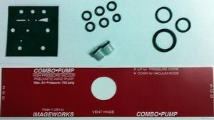 Imageworks Combo Pump Rebuild Kit
