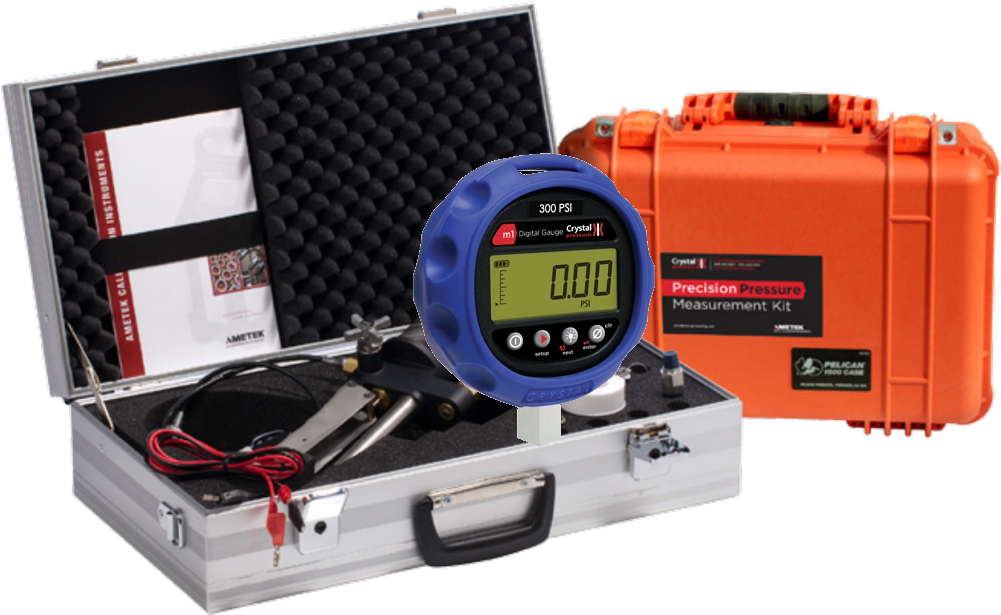 Crystal M1 Series Calibration Accessory Kit