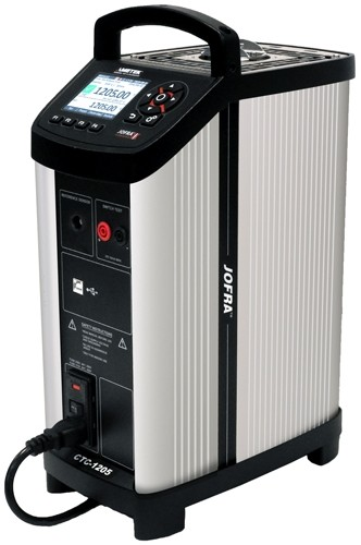 Ametek Jofra CTC-1205 Compact Temperature Calibrators