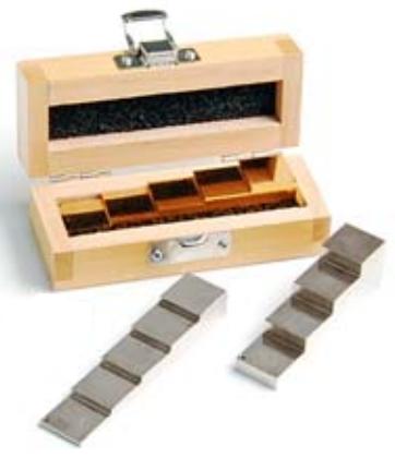 Dakota Thickness Calibration Blocks