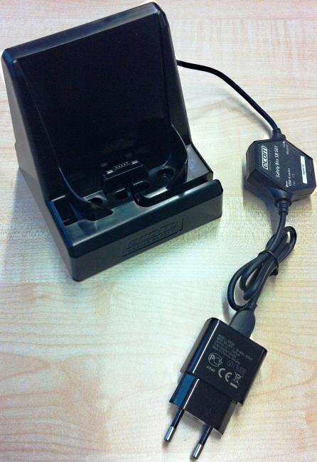 Smart-Ex 01 / Ex-Handy 09 Desktop Charger Kit