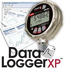 Crystal DataLoggerXP for XP2i Gauges