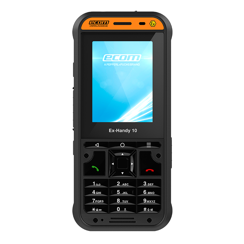 Ex-Handy 10 DZ2 Intrinsically Safe Mobile Phone